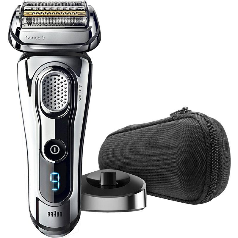 Braun 9293 Series 9 Wet-Dry Rechargeable 4-Blade Shaver
