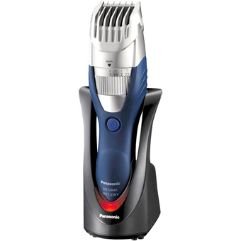 panasonic er gb40 s rechargeable beard hair trimmer. Black Bedroom Furniture Sets. Home Design Ideas