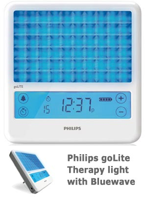 Philips Go Lite Blu Hf3332 Light Therapy Device Boost Your