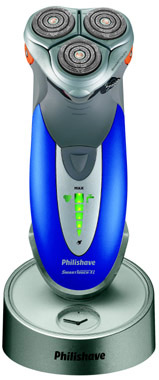 Philips Hq9160 Smarttouch Xl Cord Cordless Rechargeable Shaver