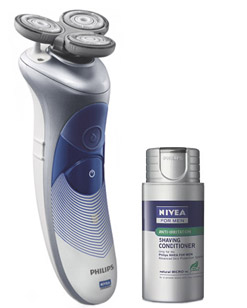 Philips Hs8420 Wet Dry Rechargeable Shaver