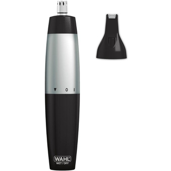 wahl nose hair trimmer instructions