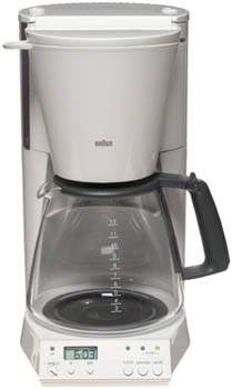 Braun Flavorselect Coffee Maker Manual : Braun KF187 Coffee Maker