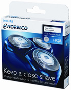 Norelco Shaver Parts HQ8 for Sensotec and Spectra models
