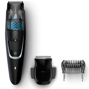 philips bt7201 cord cordless rechargeable vacuum beard trimmer. Black Bedroom Furniture Sets. Home Design Ideas