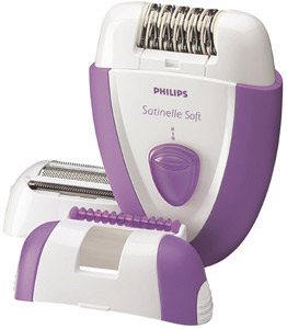 Philips Epilator Lady Shaver HP6409