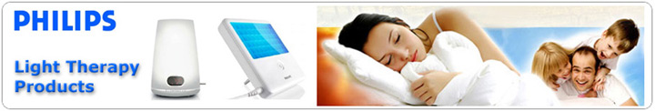 Philips Light Therapy Products